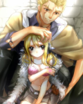 different to others (Laxus and Lucy) fairy tail
