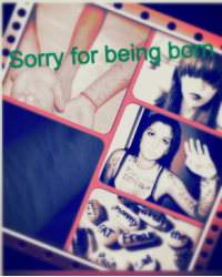 Sorry for being born (Liam Fanfic)