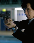 The shooting - Assassin Sherlock fanfic.