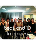 5sos and 1D imagines