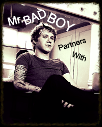 Partners with Mr.BADBOY