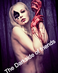 Darker side of friends