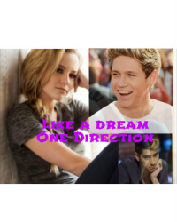 Like a dream - one direction