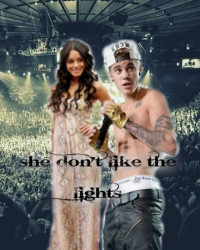 She don't like the lights (Justin Bieber)
