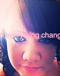 When everything changed...