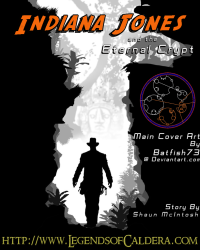 Indiana Jones and the Eternal Crypt