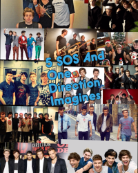 5 SOS and One Direction Imagines