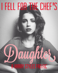 I Fell For The Chef's Daughter