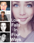 Love falls in four ways