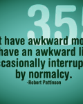 Awkward Moments...