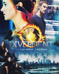 Divergent (Cover Entry)
