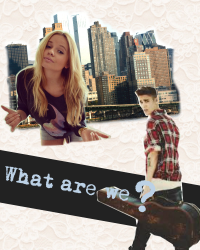 What are we? - Justin Bieber
