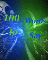 100 Words To Say