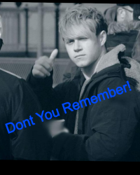 Don't you remember!