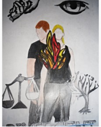 My Divergent Cover