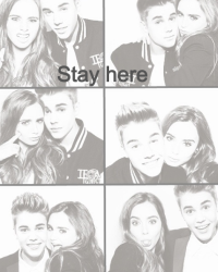 Stay here [ JB ]