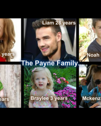 The Payne family... Sequel to my little family..