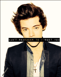 Cant remeber to forget you~izzy