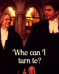 Who can I turn to? - Law and Order UK fanfiction