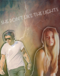 She don't like the lights (Harry Styles)