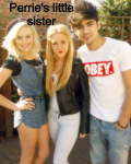 Perrie's little sister