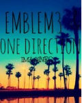 Emblem3 & One Direction Imagines