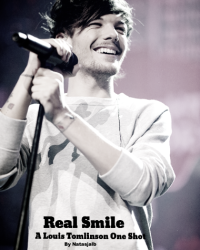 Real Smile (A One Direction One Shot)