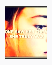 No One Saw Her (1D)