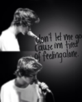 Dont Let Me Go *ON HOLD*