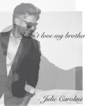 I Can't Love My Brother - JB