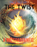 Percy Jackson and The Twist (Fanfic + Divergent + other fandoms)