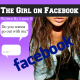 The gril on Facebook Serien