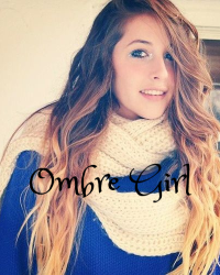 Ombre Girl