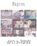 Dirty imagines (Magcon Boys)