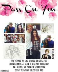 Pass On You >> After Romeo