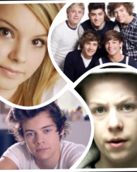Laura and One direction
