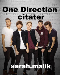 One Direction citater