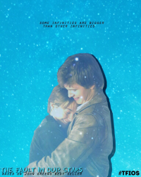 The Fault in our Stars Alternate Movie Poster (new)