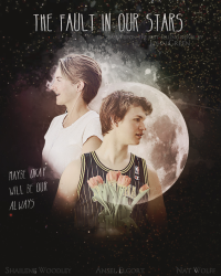 The Fault in Our Stars (alternative filmplakater)