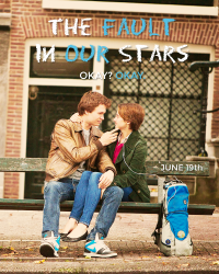 The Fault In Our Stars Alternate Movie Poster Competition Entry