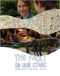 The Fault in Our Stars | Filmplakat(er)