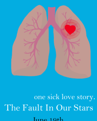 Fault in Our Stars Alternative Poster