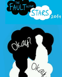 my fault in our stars poster