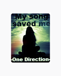 My song saved me