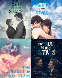 The Fault in Our Stars | Alternativ Plakat