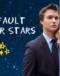 The Fault In Our Stars filmplakat