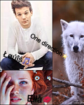 Wolf love. (One direction fanfic louis tomlinson)
