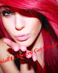 Niall i changed get over it!
