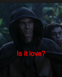 Will it be love?