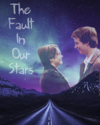 The fault in our stars plakat